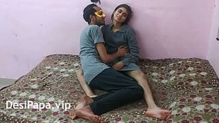 Indian Sweet Sixteen Heavy Sexual Intercourse With Her Boyfriend