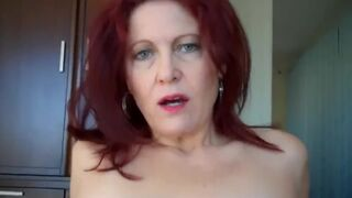 Red-Haired Grown-Up mother Homemade Sexual Intercourse POV