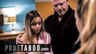 PURE TABOO Punished Eighteen Years Old Impregnated by Stranger