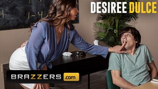 Brazzers - grown-up Schoolmaster Desiree Dulce Crave Juvenile Students Immense Dick