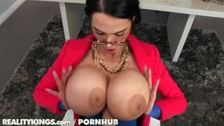 Reality Kings - Big Tits mommy Takes Juvenile Dick