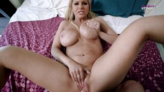 Losing my Virginity to my Beautiful new Step Mother In Law - Brooklyn Chase