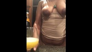 When your Girlfriend Milf just as Freaky !!
