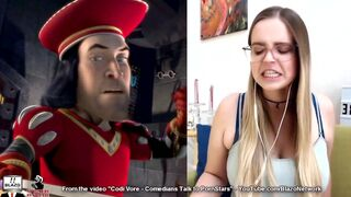"""Codi Vore - """"do you know the Muffin Guy"""" Scene from Shrek - Teaser from her Upcoming Interview"""