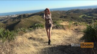 A Appealing Day to get a Oral on Top of the Mountain in South Spain - Mimi Boom