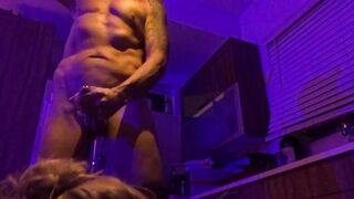 Horny Spinner FWB @BaeBgurl Pre-Partying Blowing Clouds Warmup to Main Event!-PMV-Pt1