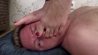Trample Bare Foot