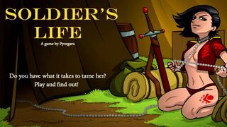 Corruption Hentai Game Review: Soldier's Life