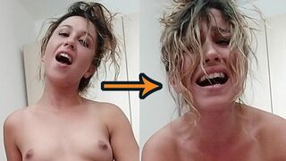 Real Lady Orgasm at five.30! Riding Orgasm & Adorable Agony