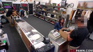 Congo Escort Kitty Catherine in the Muthafucking Pawn Shop (xp15449)