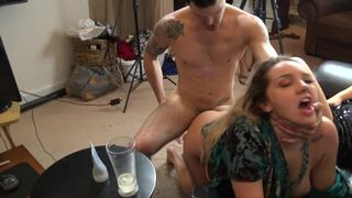 Swingers get a Kinky Massage at North Georgia Resort- 4Sum Seed Rough!