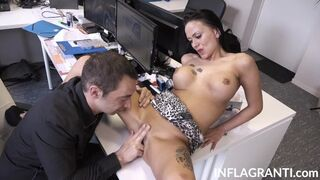 Lustful mama Dirty Pueppy Gets Nailed at Job Interview