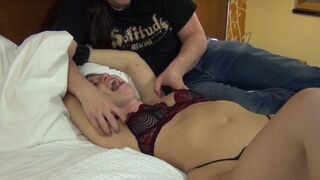 Cosntance's Ticklish Hips and Armpits (Inner Sanctum Tickling)