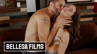 Bellesa - Brown-Haired Goddess Cassidy Klein Takes a Taste from her Sister's BF