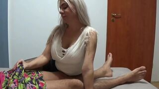 mother in law Massage Stepson Dick