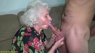 chubby hairy 91 years old stepmother b. banged