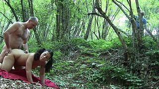 y. slammed in the woods by her old trainer