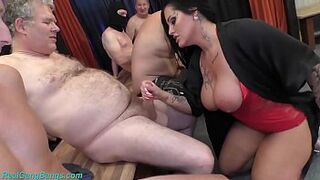 gangbang party with chesty Grown-Up Ashley Seed Star