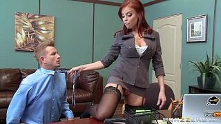 Brazzers - Brittany Amber Enjoys butthole