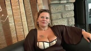 French mommy Menage A Trois