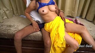 Indian Housewife Shag By Neighbour Uncle