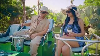 Brazzers - Bethany Benz - Massive Butts Like It Immense
