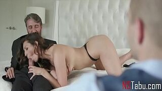 My Husband Made Me Try A New Penis-uncensored Cuckold-uncensored Bella Rolland