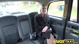 Fake Taxi Milf Mother In Law gets her large pinky peach lips stretched open