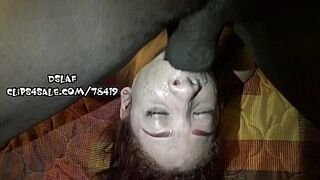 Full Mouth Face Fucking From HUGE DARK COCK Compilation Starring Mz Natural- DSLAF