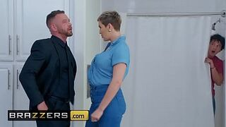 Milfs Like it Giant - (Ryan Keely, Robby Echo) - Dickrupting Her Domestic Bliss - Brazzers
