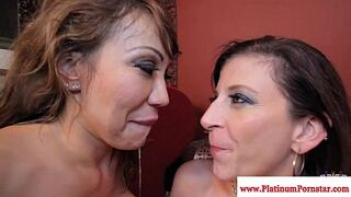 Ava Devine and Sara Jay sperm swapping