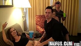 Real Bitch Party - Dirty Kinnky Party  starring  Alex Chance and Kassius Kay and Jodi Taylor