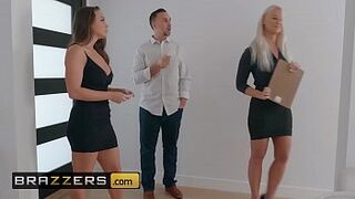 Real Matron Stories - (Abigail Mac, Keiran Lee) - Nailed At The Estate Sale - Brazzers