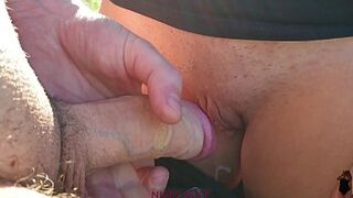 After oral my step sister wears dirty jizz panties whole day