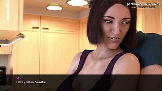 Dual Family | Spying after beautiful mother in law mother in law with large bobbies and a adorable enormous booty | My sexiest gameplay moments | Part #1